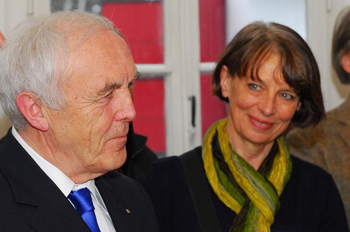 Geburtstag von Professor Dr. Frank Günter Zehnder und die aus diesem Anlass ...